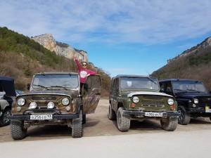 частный гид с авто по Крыму