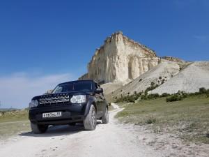 гид с авто в Крыму